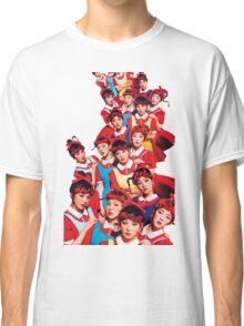 Red Velvet The Red White Ver Kpop Classic T-Shirt