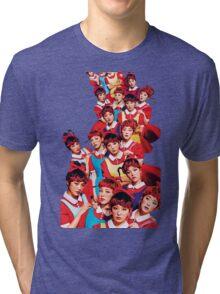 Red Velvet The Red White Ver Kpop Tri-blend T-Shirt