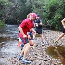 Rosebery Overland Run, Feb 20 2016 by gaylene