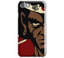 Black Samurai - cool iPhone Case/Skin
