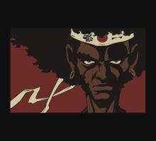 Black Samurai - cool One Piece - Short Sleeve