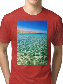 Just amazing beach Tri-blend T-Shirt