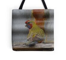 Just grabbing a drink! Tote Bag