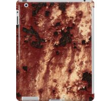 Rust texture 2 iPad Case/Skin