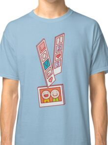 love 1 2 3  Classic T-Shirt