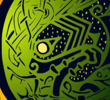Celtic Twists Sticker