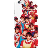 Red Velvet The Red White Ver Kpop iPhone Case/Skin