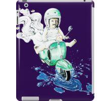 VESPA : baby biker iPad Case/Skin