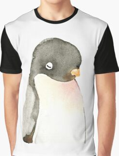 Mr. penguin Graphic T-Shirt