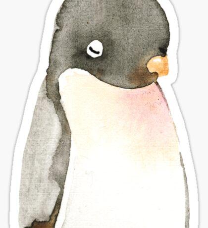 Mr. penguin Sticker