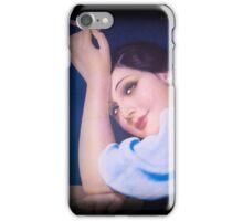 Vintage Woman 3 iPhone Case/Skin