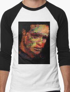 Marlon Fucking Brando. Men's Baseball ¾ T-Shirt