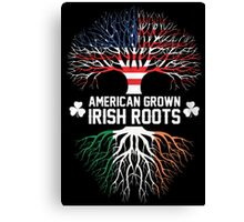 Irish Roots Canvas Print