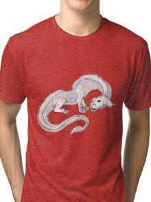 Falcor the luck dragon  Tri-blend T-Shirt