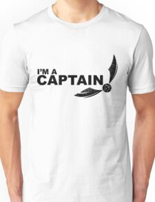 I'm a Captain Black Unisex T-Shirt