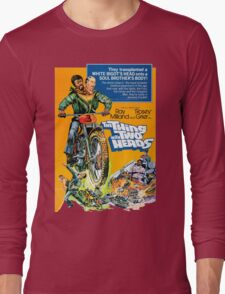 HOT ROD : The Thing with Two Heads  Long Sleeve T-Shirt