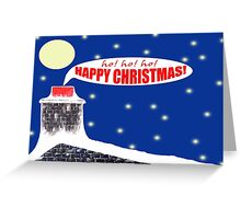 HAPPY CHRISTMAS 9 Greeting Card