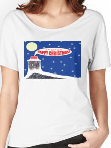 HAPPY CHRISTMAS 9 Women's Relaxed Fit T-Shirt