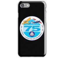 75 Years of Civil Air Patrol iPhone Case/Skin
