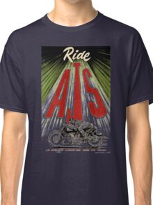 ride AJS Classic T-Shirt