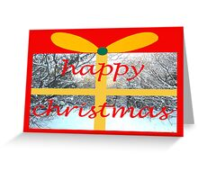 HAPPY CHRISTMAS 11 Greeting Card
