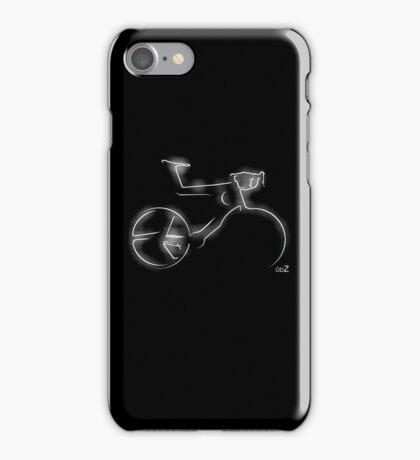 Bike light mix iPhone Case/Skin