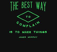 James Murphy-The Best Way Men's Baseball ¾ T-Shirt