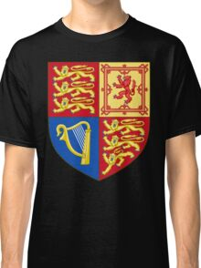 Arms of the United Kingdom Classic T-Shirt