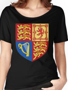 Arms of the United Kingdom Women's Relaxed Fit T-Shirt