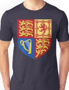 Arms of the United Kingdom Unisex T-Shirt