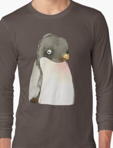Mr. penguin Long Sleeve T-Shirt