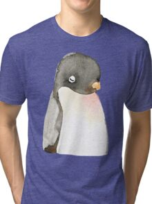 Mr. penguin Tri-blend T-Shirt
