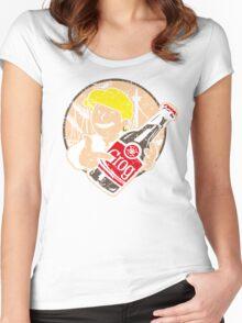 Grog Cola v2 Women's Fitted Scoop T-Shirt
