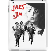 JULES ET JIM iPad Case/Skin