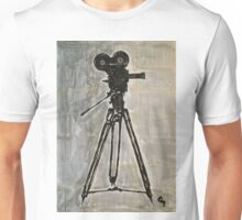 Filmmaking.  Unisex T-Shirt