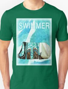 The Swimmer  T-Shirt