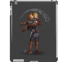 Dwarves Don't Do Heights iPad Case/Skin
