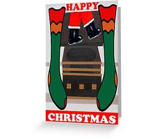HAPPY CHRISTMAS 17 Greeting Card