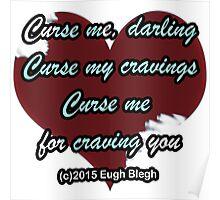 Cursed Cravings Poster