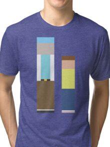 Rick & Morty Tri-blend T-Shirt