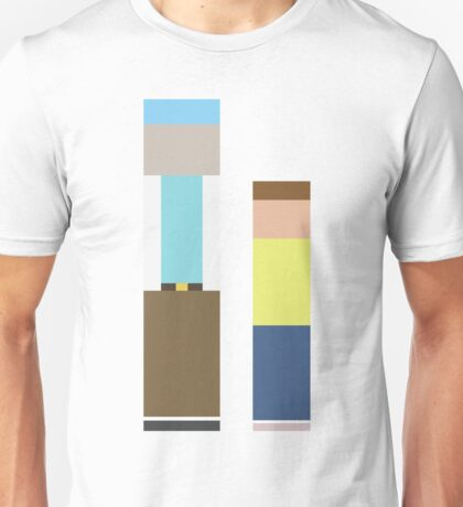 Rick & Morty Unisex T-Shirt