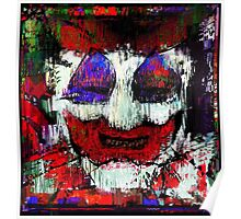 John Wayne Gacy. All the world loves a clown. Poster