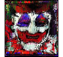 John Wayne Gacy. All the world loves a clown. Photographic Print