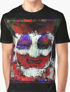 John Wayne Gacy. All the world loves a clown. Graphic T-Shirt
