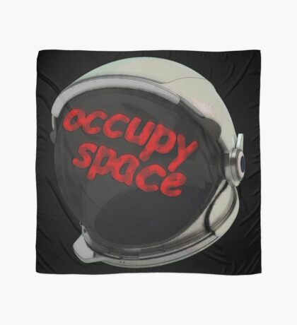 occupy space helmit Scarf