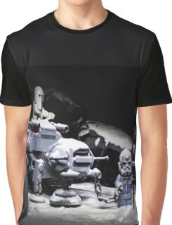 'Are We Lost?!' Graphic T-Shirt