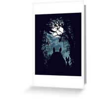Collection of friends Greeting Card