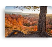 Bryce Canyon National Park Sunrise - Utah Canvas Print