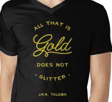 J.R.R. Tolkien Mens V-Neck T-Shirt