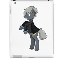 3rd Doctor Whooves iPad Case/Skin